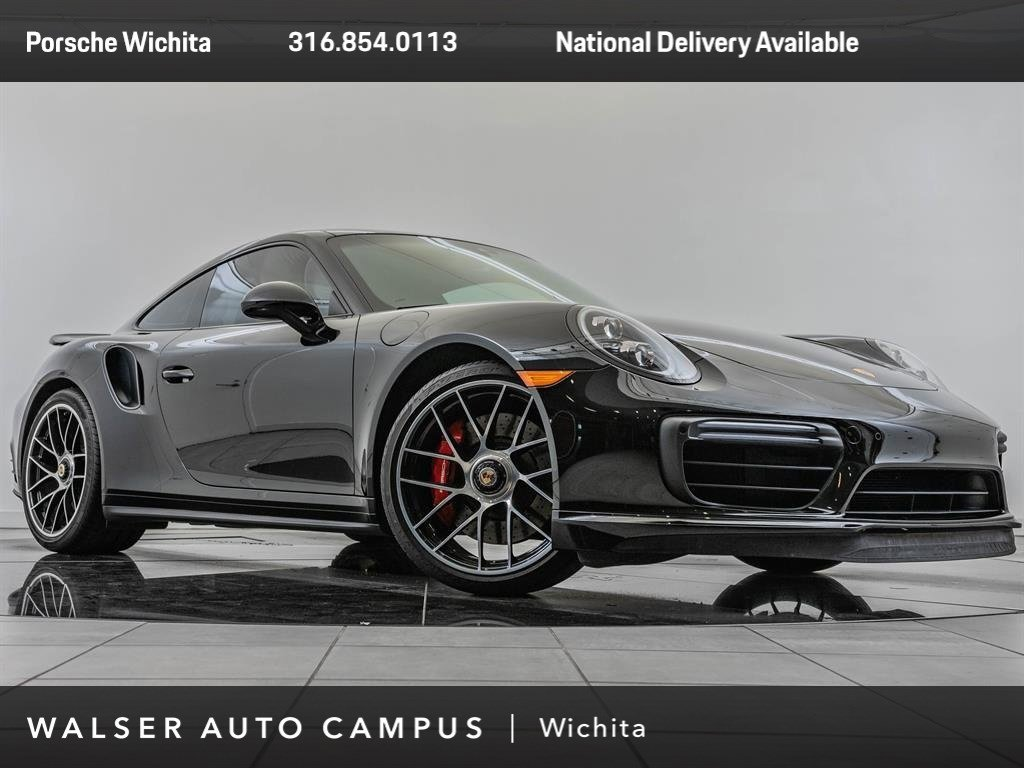 Certified Pre-Owned 2019 Porsche 911 Turbo