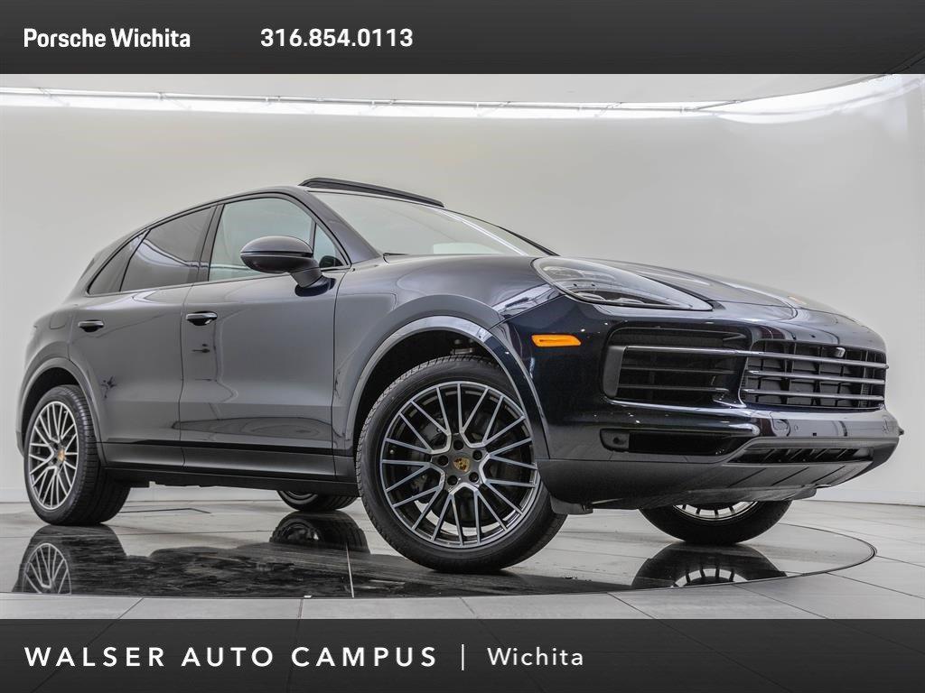 March 2020 Best 2020 Porsche Cayenne Lease Finance Deals Walser Auto Campus