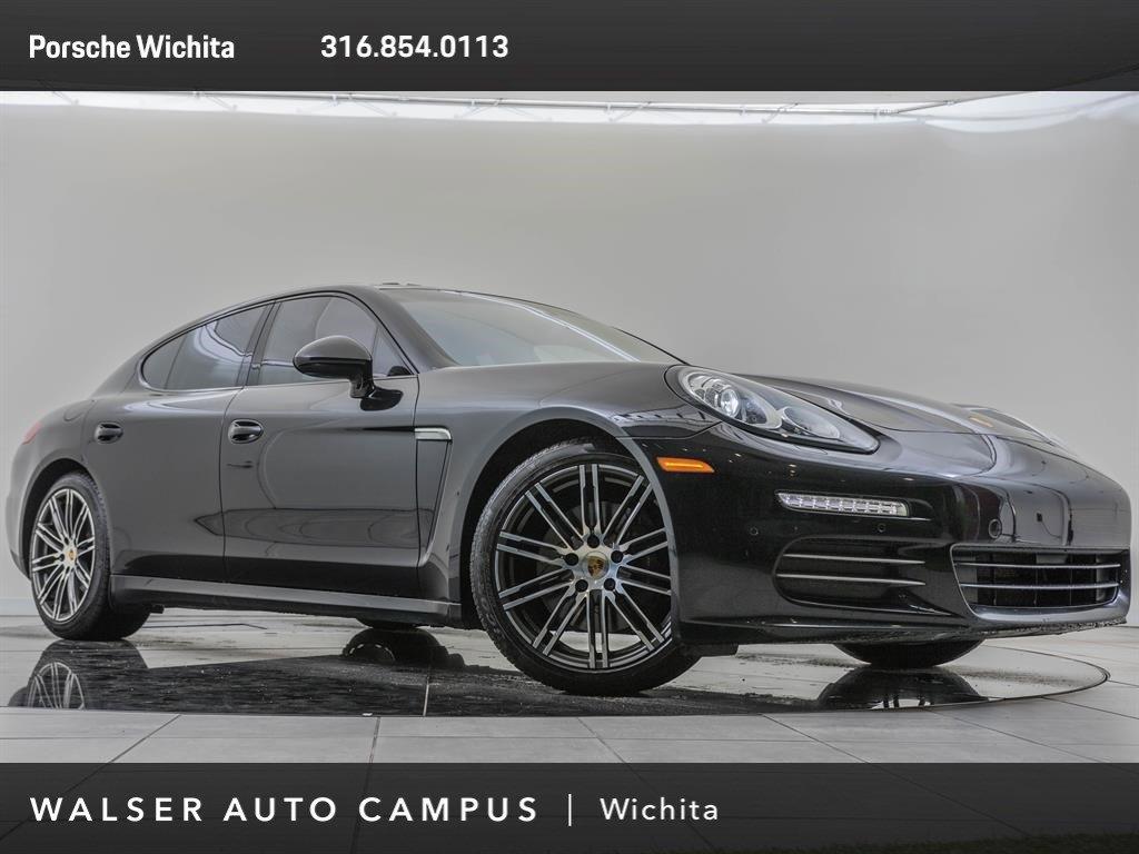 Pre-Owned 2016 Porsche Panamera 4