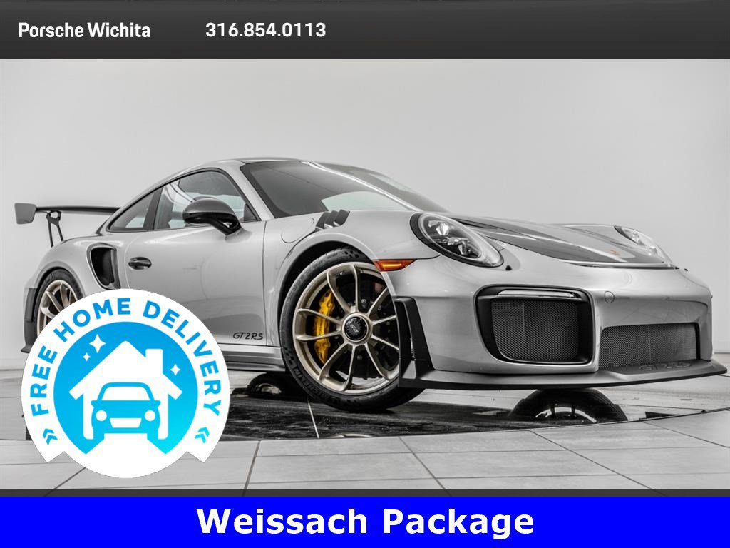 Certified Pre-Owned 2018 Porsche 911 GT2 RS Weissach Package