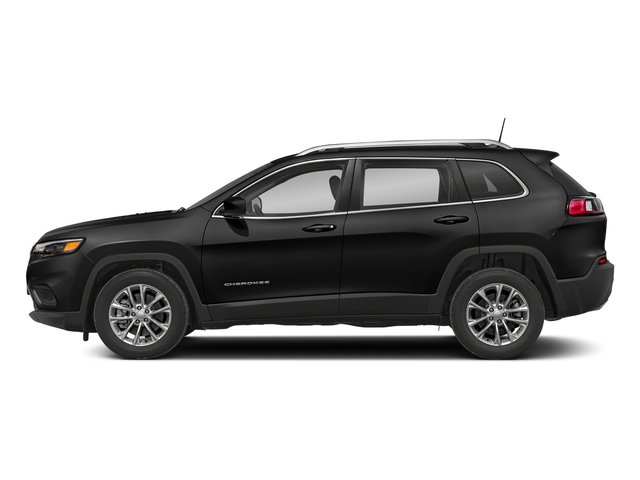 New 2019 Jeep Cherokee Trailhawk