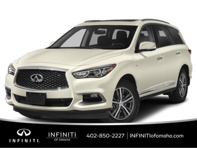 New 2020 INFINITI QX60 LUXE AWD