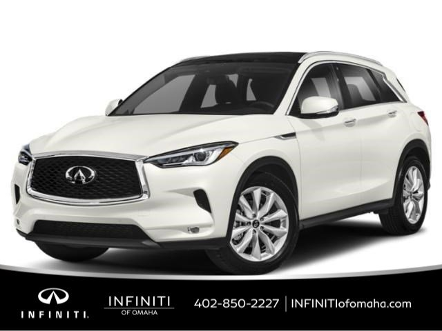 New 2020 INFINITI QX50 ESSENTIAL AWD