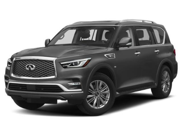 New 2020 INFINITI QX80 LUXE AWD
