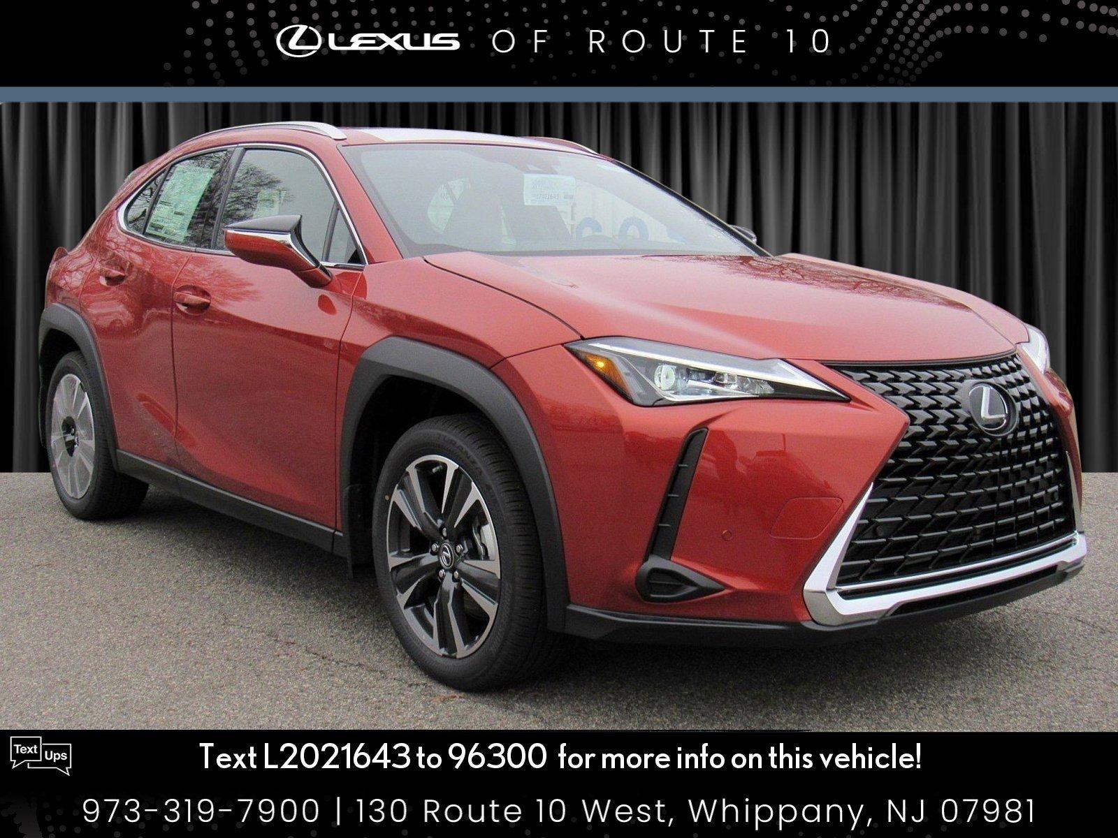 New 2020 Lexus UX UX 200
