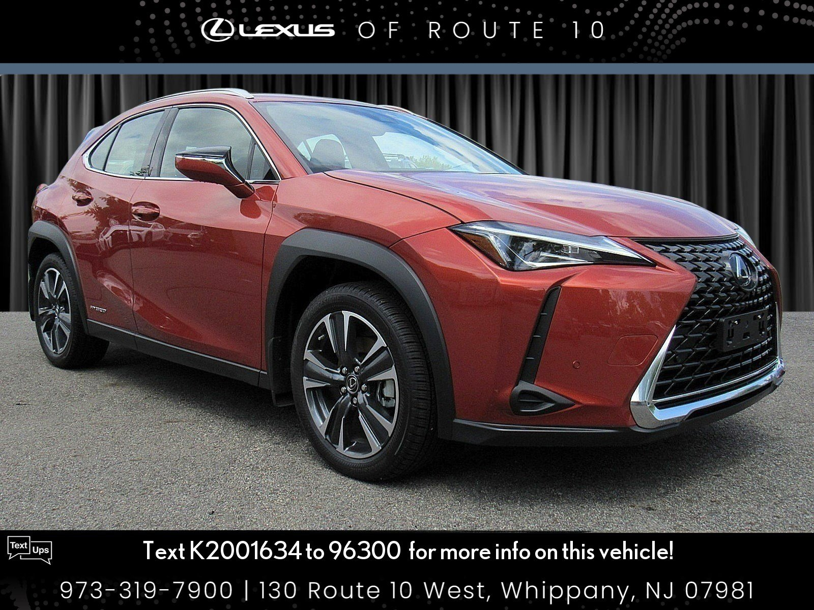 New 2019 Lexus UX UX 250h