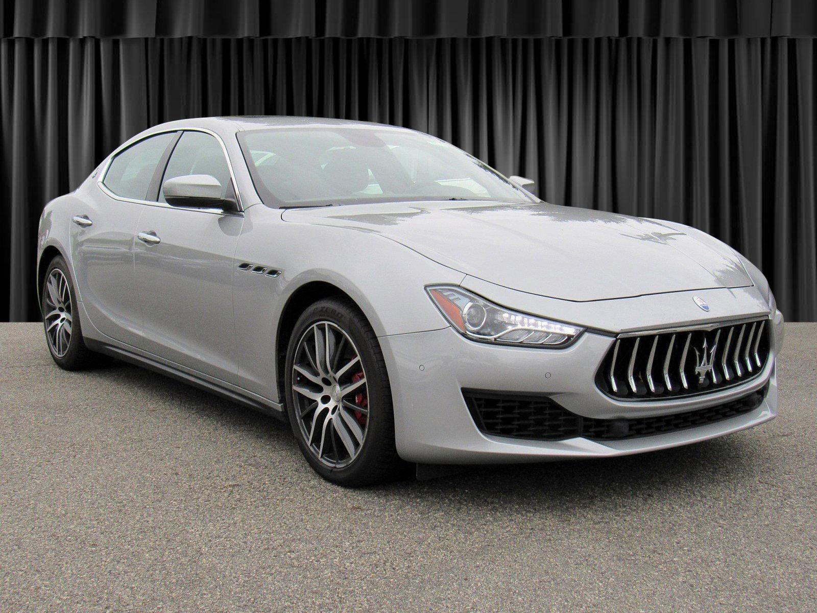 Pre-Owned 2018 Maserati Ghibli S Q4