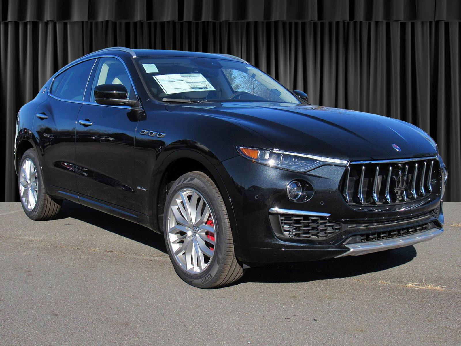 New 2019 Maserati Levante GranLusso
