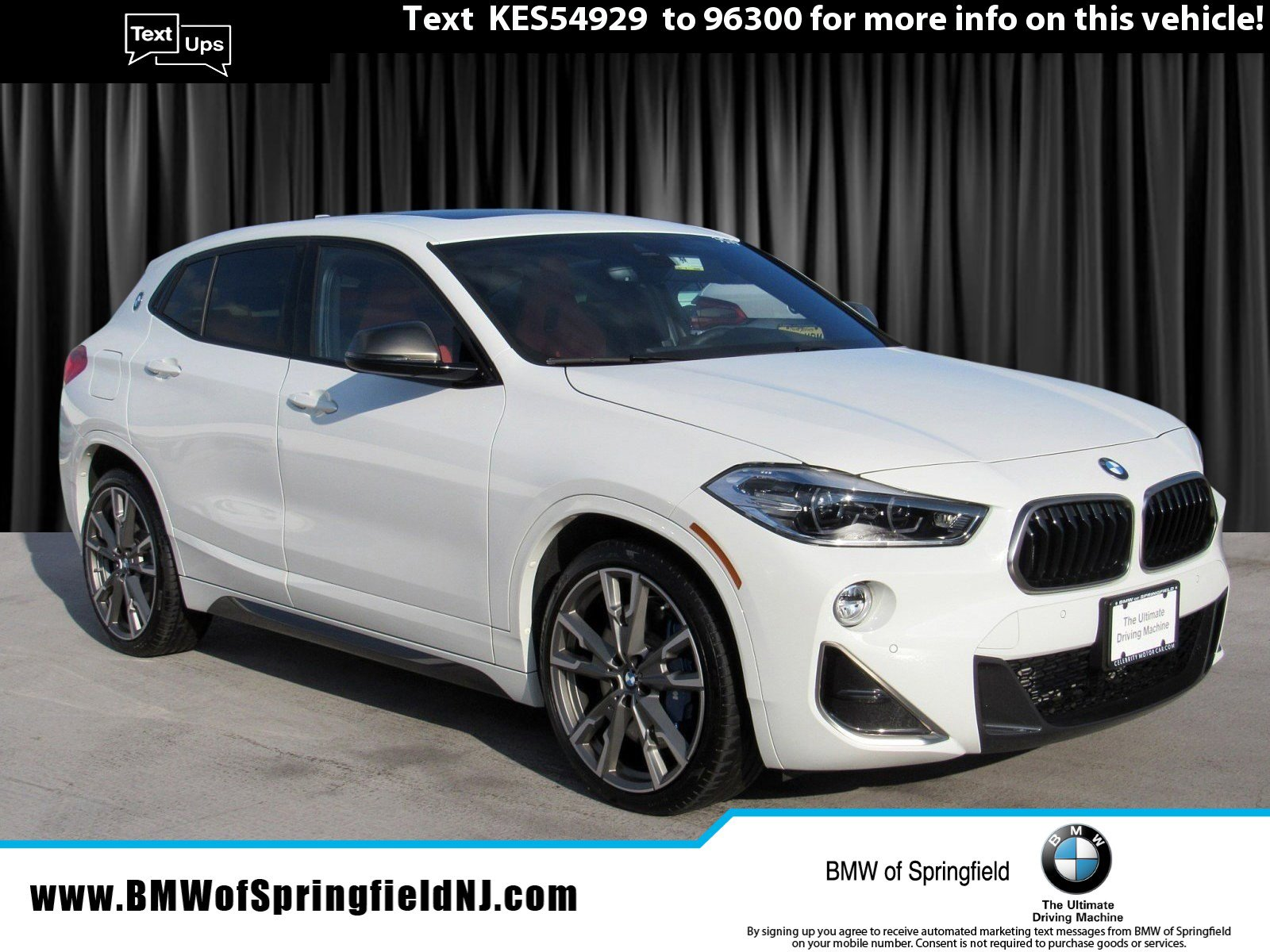 Pre-Owned 2019 BMW X2 M35i