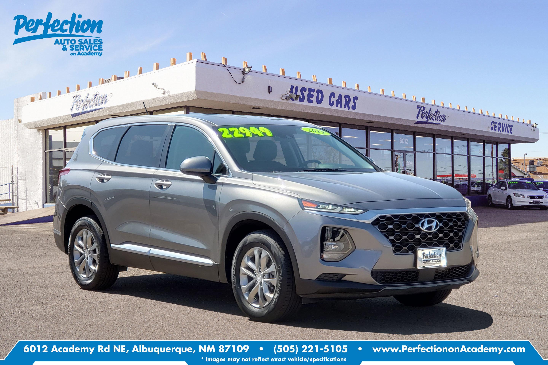 Pre-Owned 2019 Hyundai Santa Fe SE