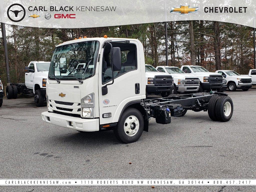 2020 Chevrolet 4500HD LCF Diesel