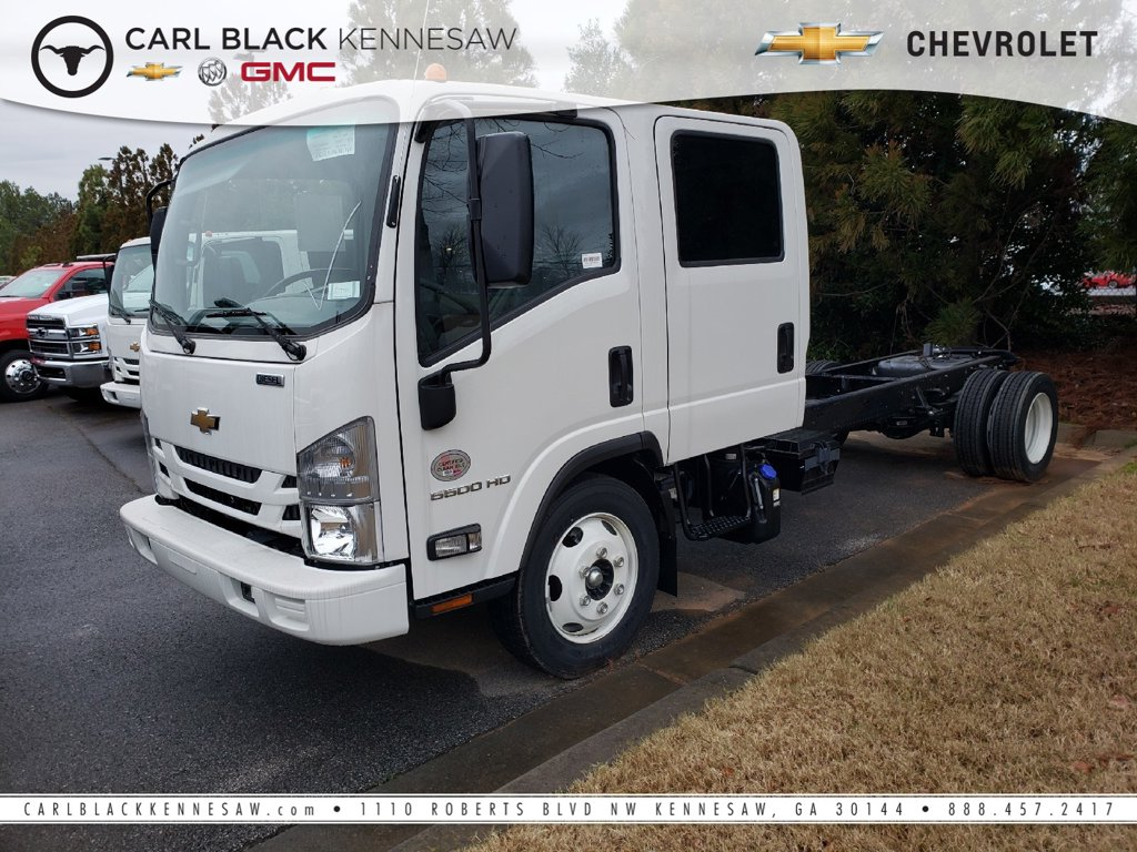 2019 Chevrolet 5500HD LCF Diesel