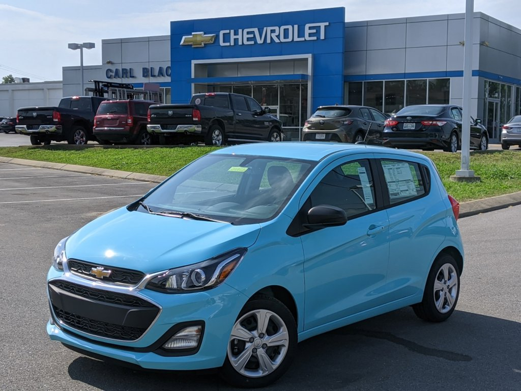 New 2021 Chevrolet Spark LS FWD Hatchback