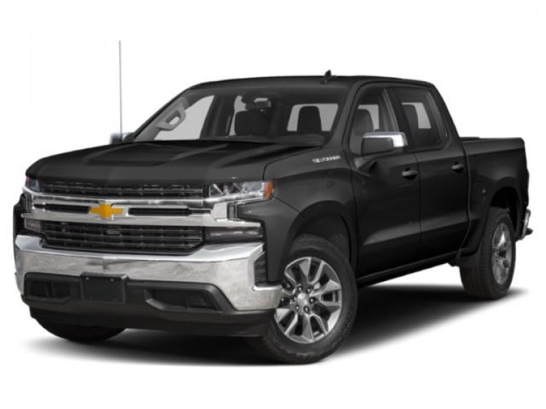 Pre-Owned 2019 Chevrolet Silverado 1500 RST RWD Crew Cab Pickup