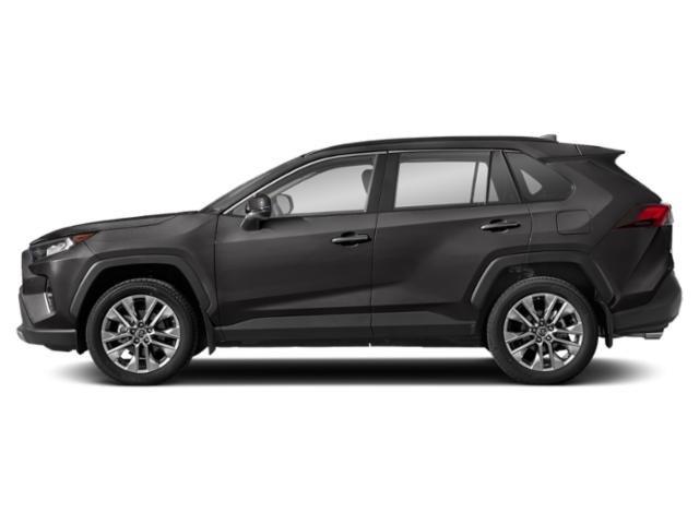 New 2019 Toyota RAV4 AWD Limited AWD