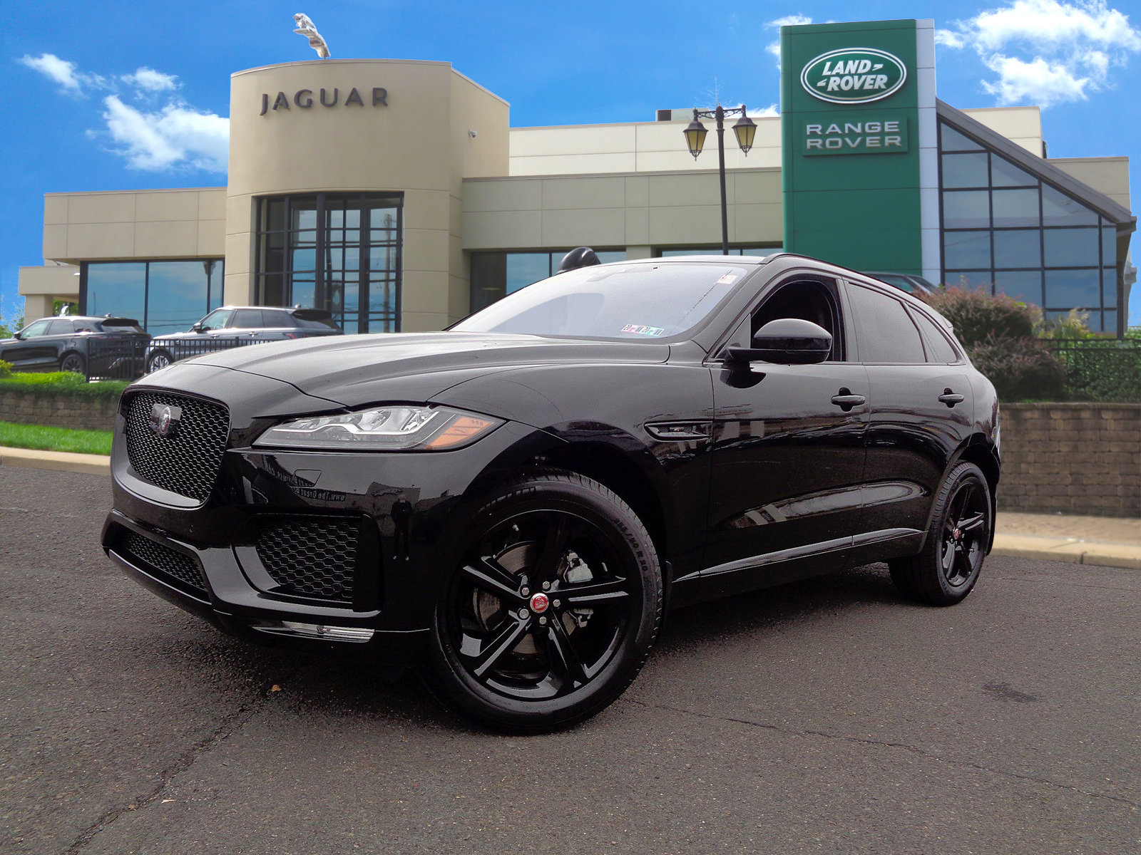 Certified Pre-Owned 2020 Jaguar F-PACE 25t Checkered Flag Limited Edition