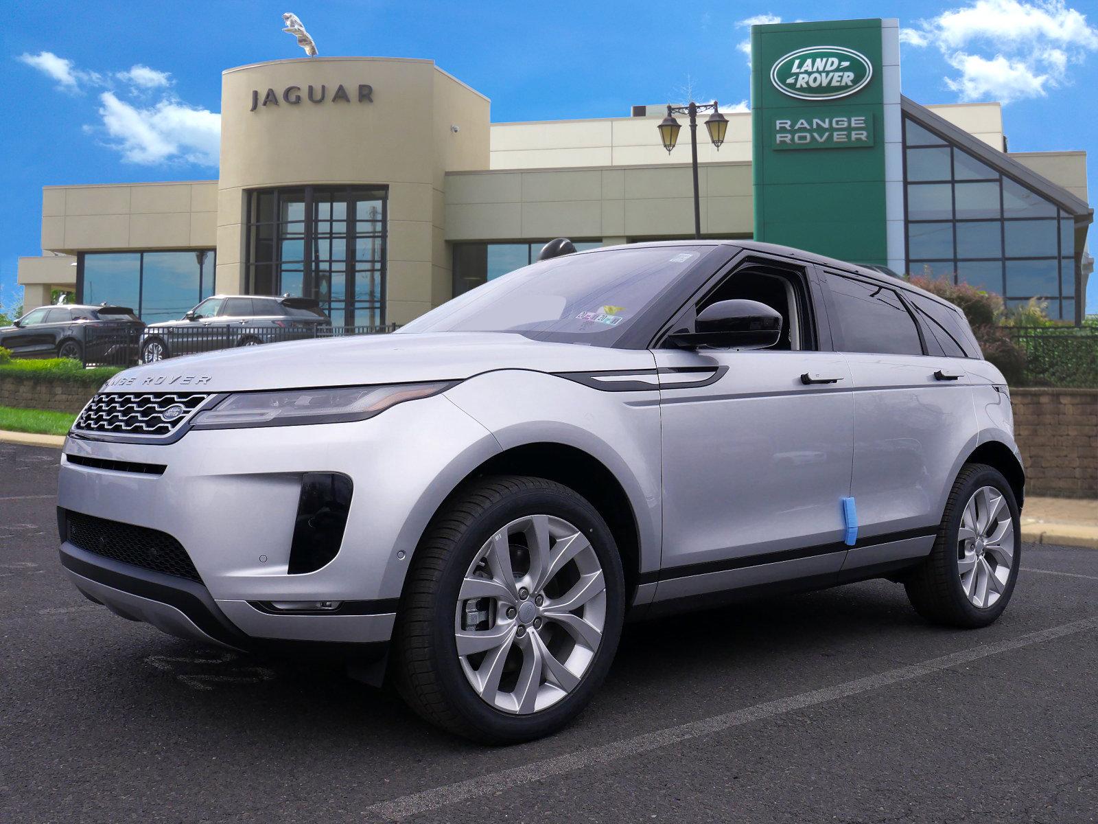 New 2020 Land Rover Range Rover Evoque SE
