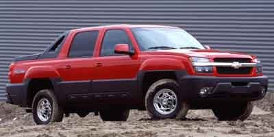 Pre-Owned 2003 Chevrolet Avalanche 1500 5dr Crew Cab 130 WB 4WD
