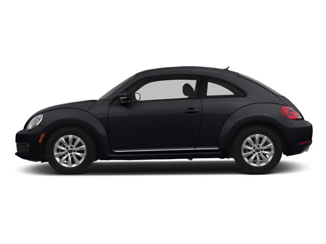 Certified Pre-Owned 2013 Volkswagen Beetle Coupe 2.5L w/Sun