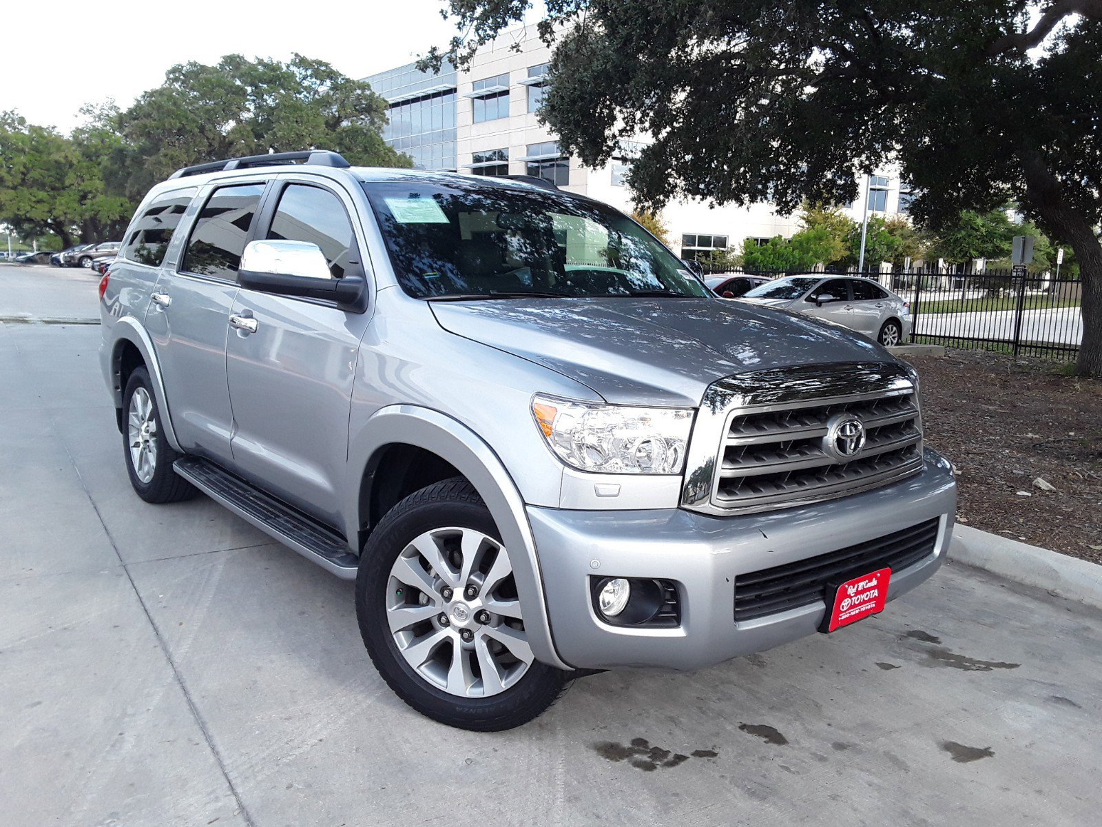 2017 Toyota Sequoia Limited Sport Utility 4WD