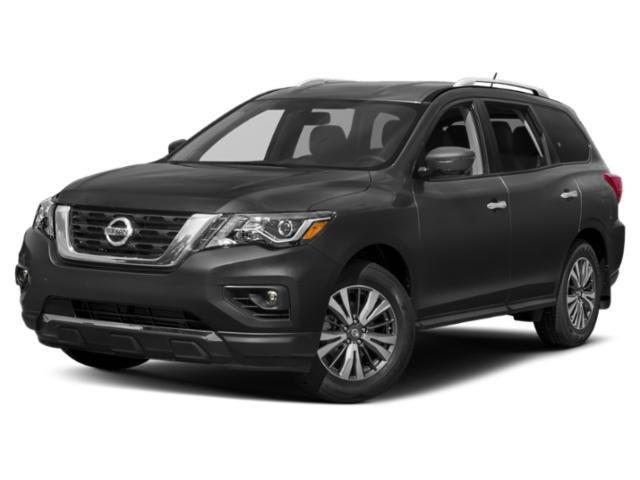 New 2020 Nissan Pathfinder SL