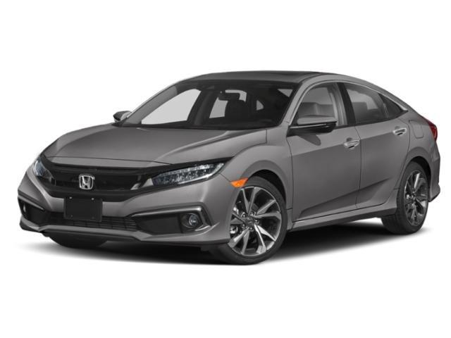 New 2020 Honda Civic Sedan Touring