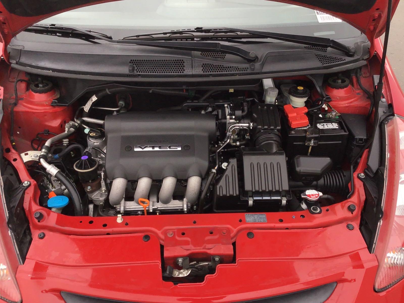 Pre-Owned 2008 Honda Fit Sport