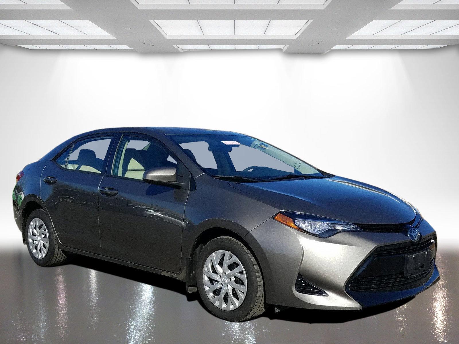Pre-Owned 2017 Toyota Corolla LE