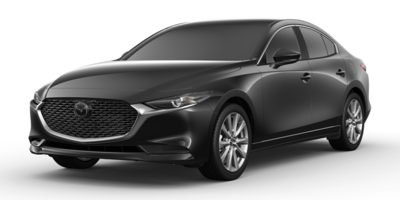 New 2020 Mazda3 Sedan w/Preferred Pkg
