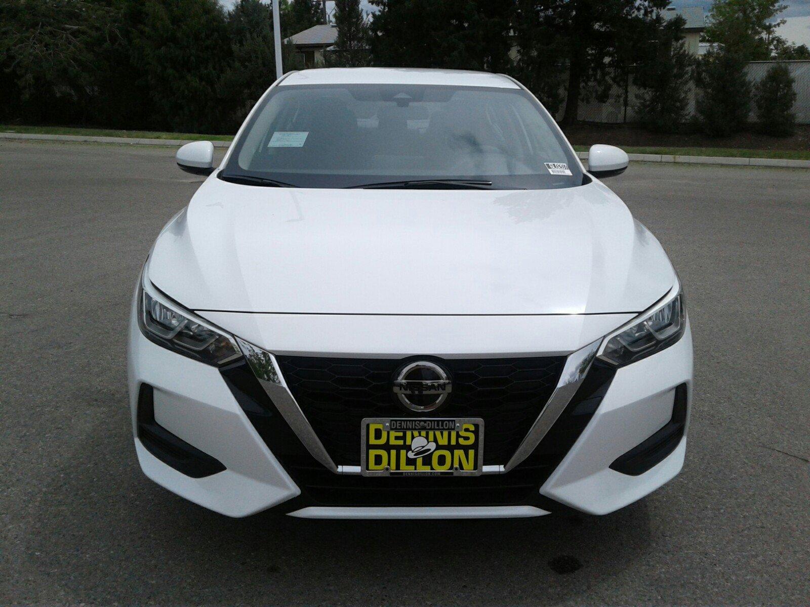 New 2020 Nissan Sentra SV