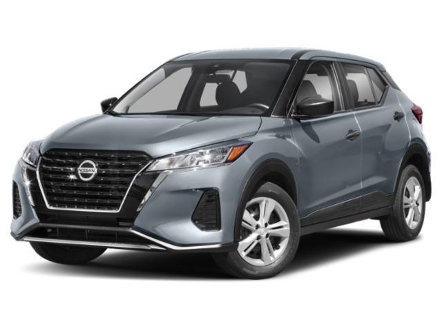 New 2021 Nissan Kicks SV