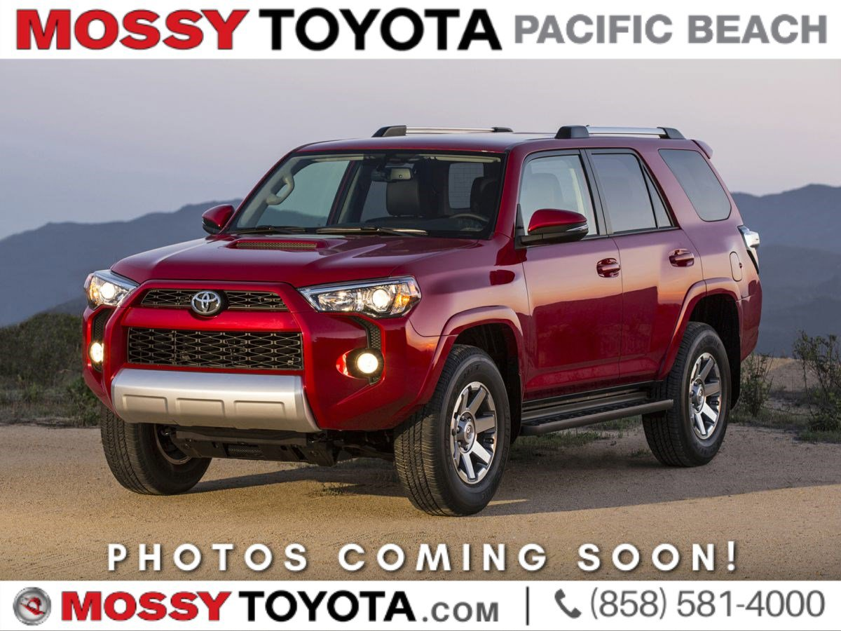 New 2021 Toyota 4runner Trd Off Road 4 In San Diego 742255 Mossy Toyota