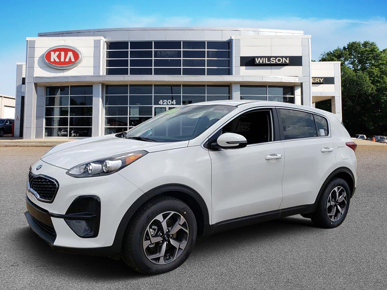 New 2020 Kia Sportage LX