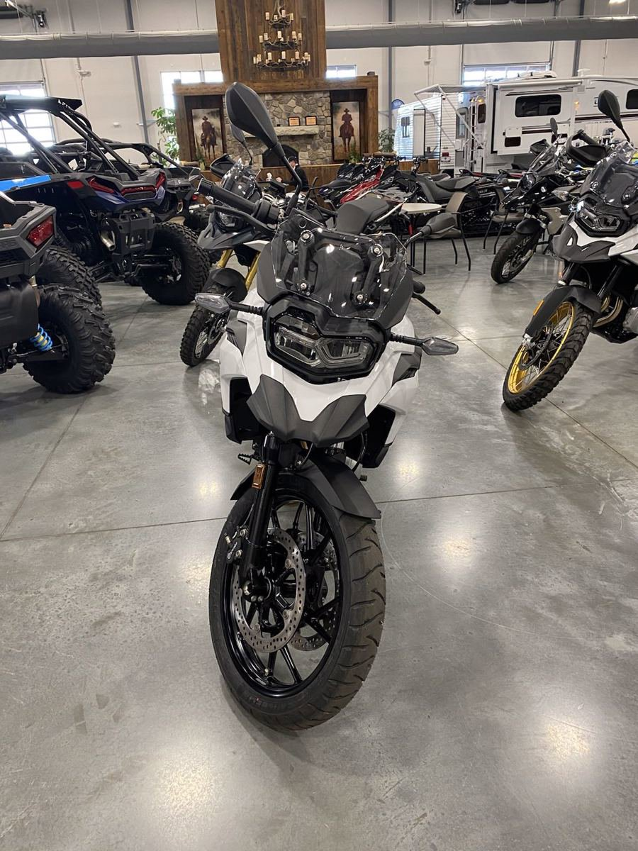 New 2021 BMW MOTORCYCLE F 750 GS