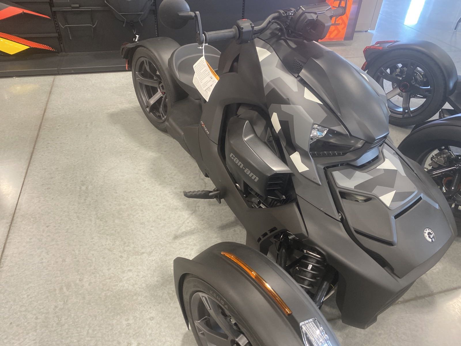 New 2020 CAN-AM RYKER 600 ACE