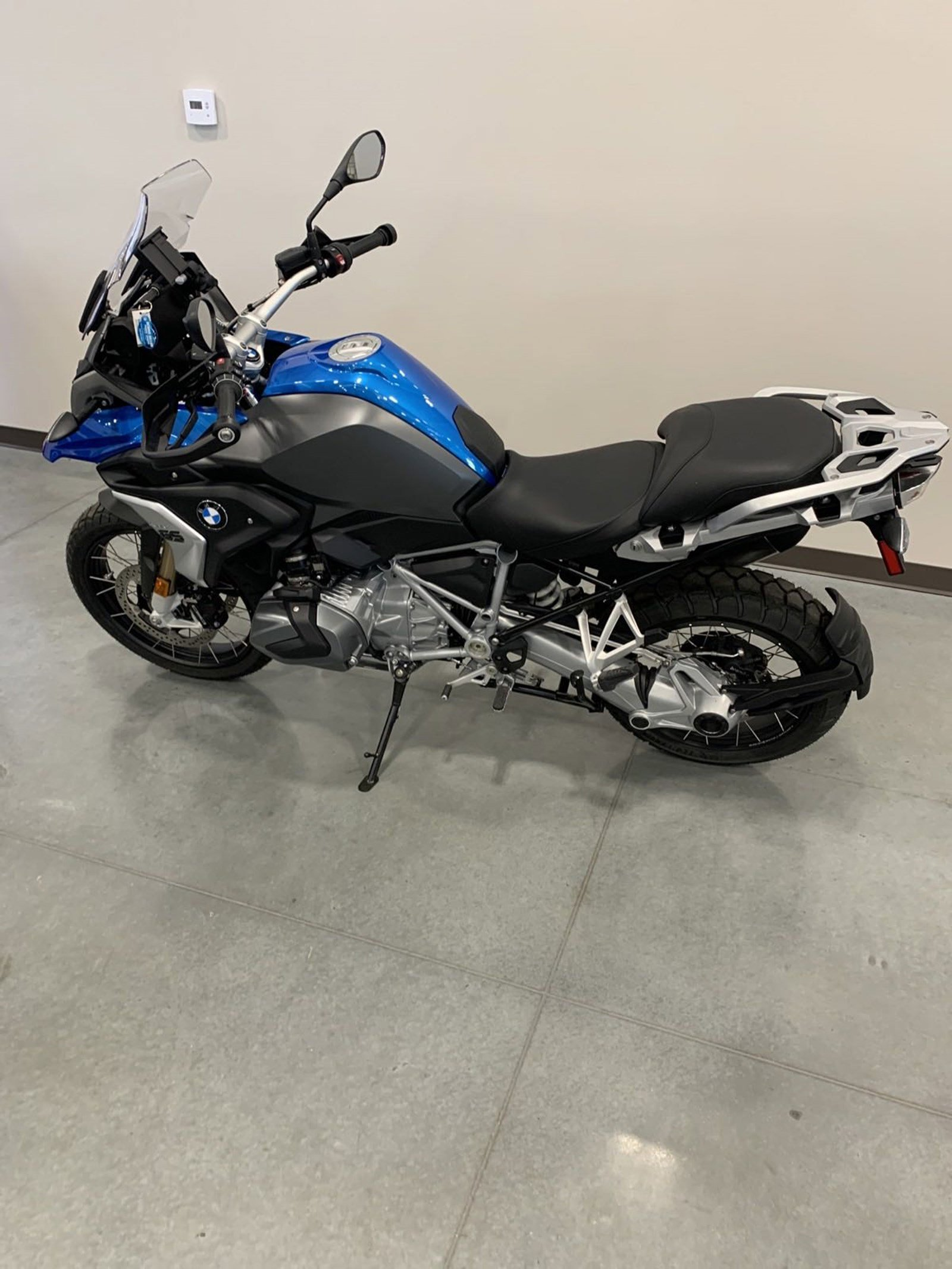 New 2020 BMW MOTORCYCLE R 1250 GS