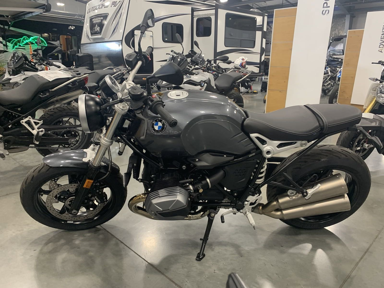 New 2021 BMW MOTORCYCLE R NINET PURE