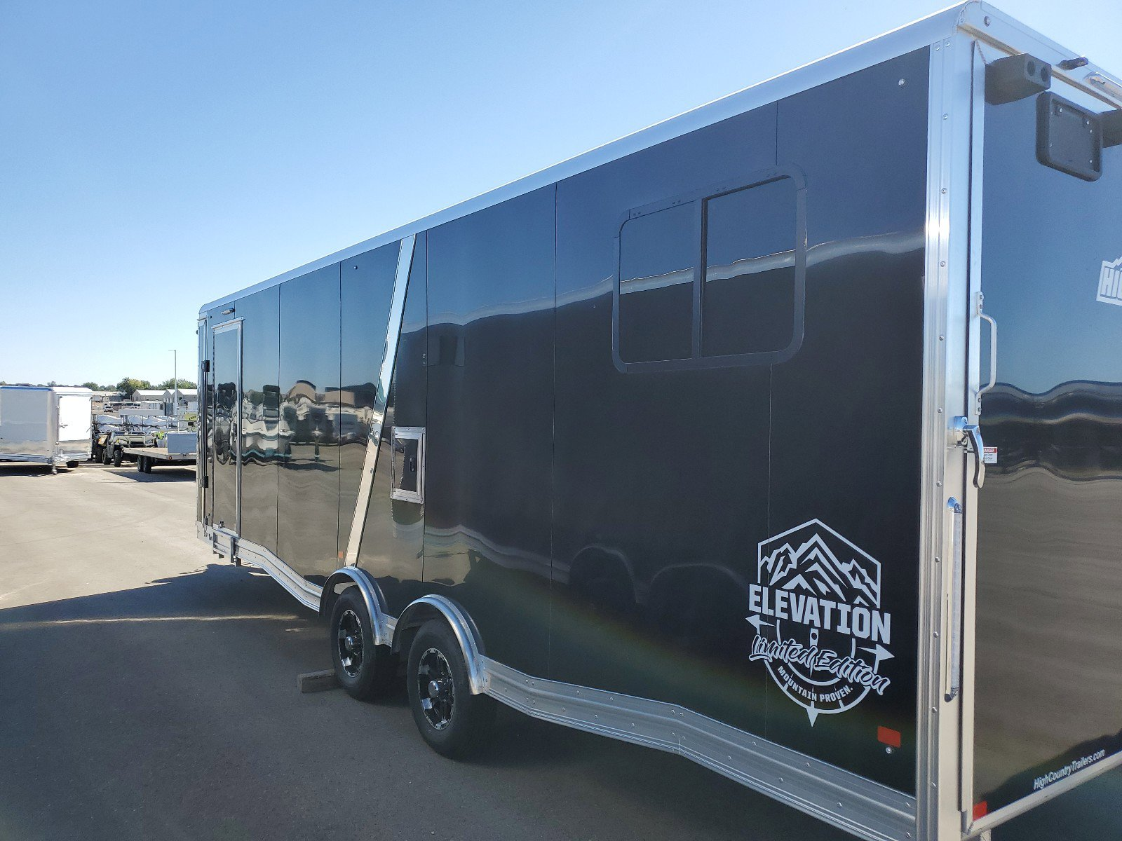 New 2021 ALCOM HIGH COUNTRY ELEVATION LIMITED EDITION 8.5X26