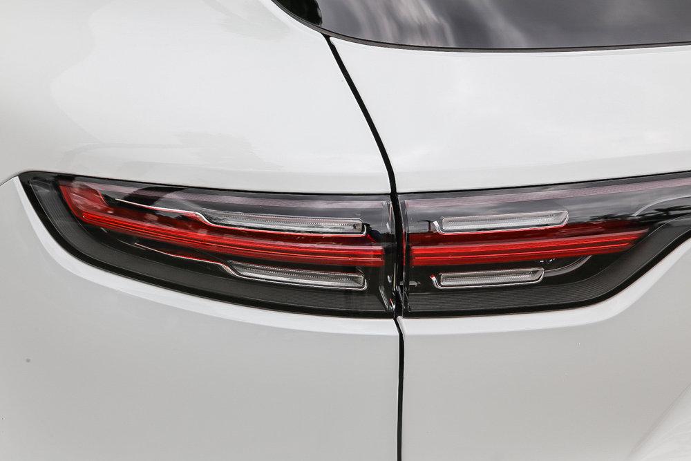 New 2020 Porsche Cayenne S
