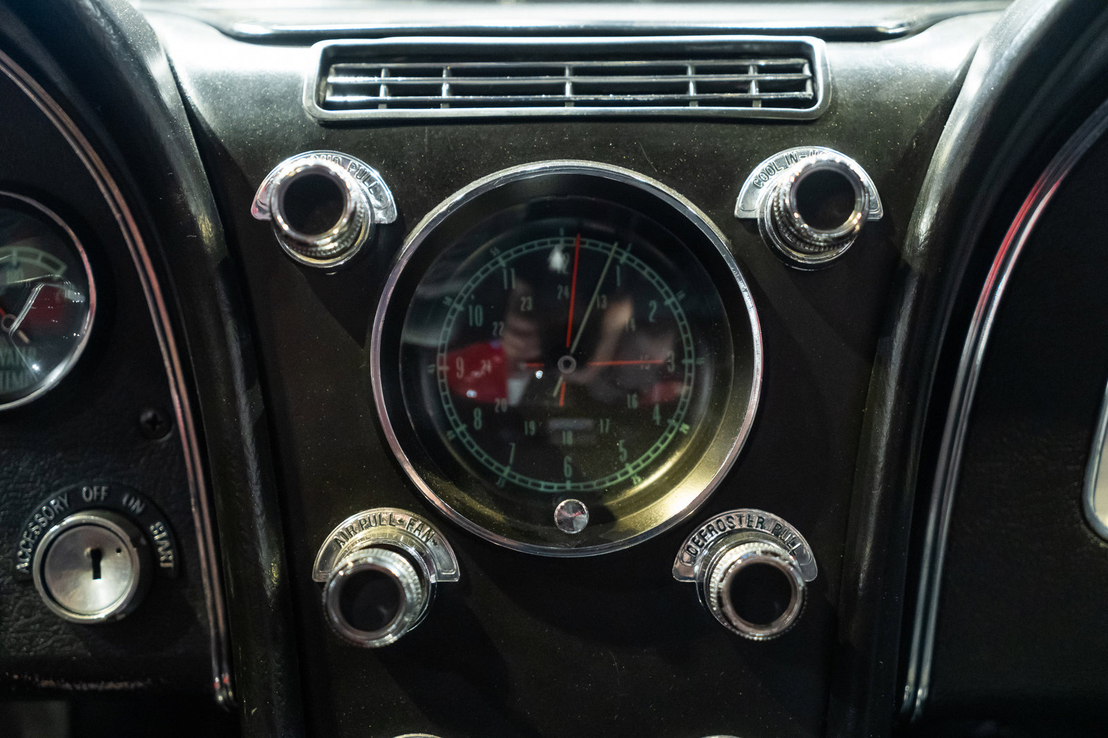 Pre-Owned 1966 Chevrolet Corvette C2