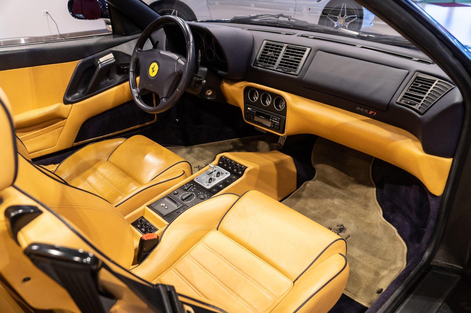 Pre-Owned 1999 Ferrari F355 Spider F1