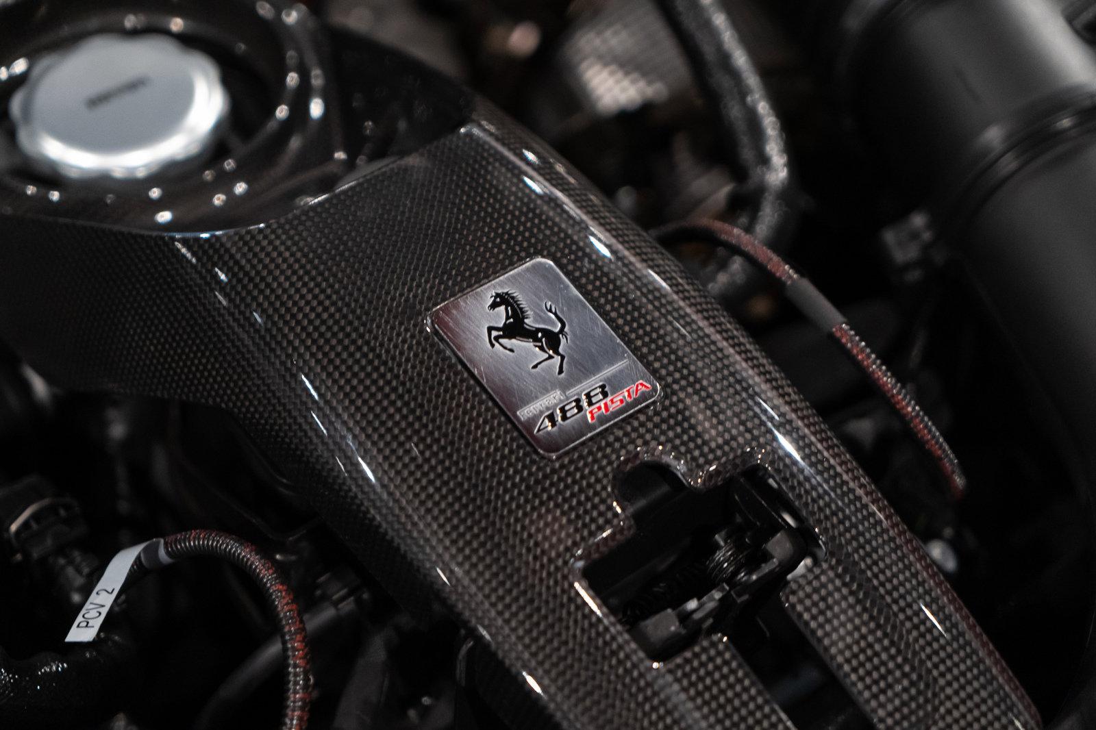 Certified Pre-Owned 2020 Ferrari 488 Pista