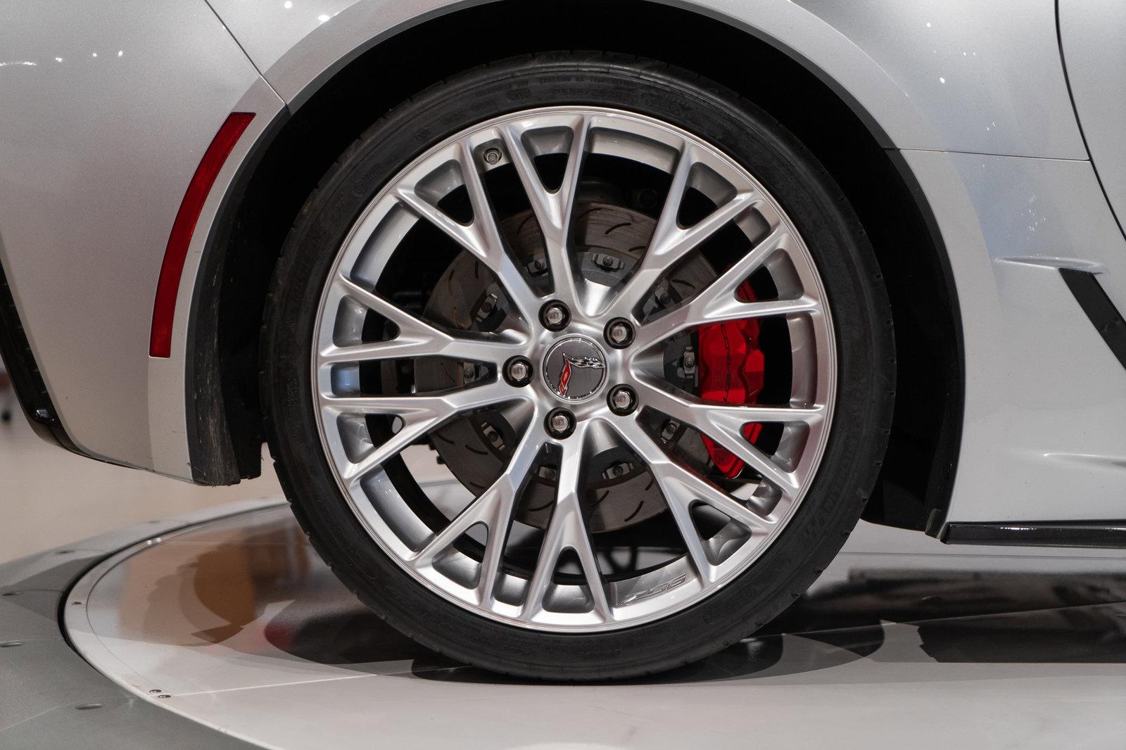 Pre-Owned 2015 Chevrolet Corvette Z06 3LZ