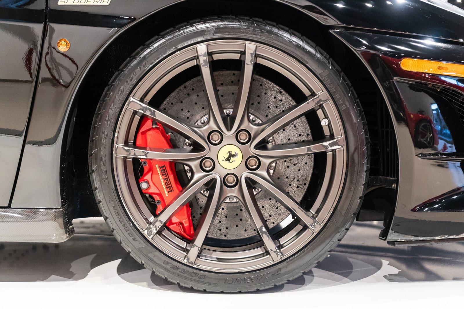 Pre-Owned 2009 Ferrari 430 Scuderia Spider 16M