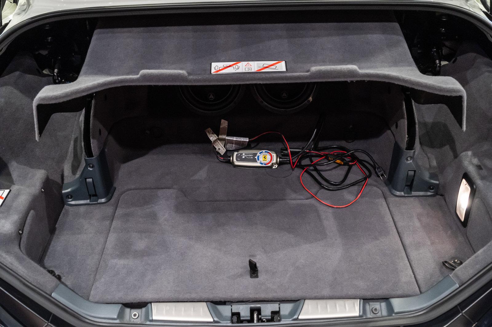 Certified Pre-Owned 2011 Ferrari California