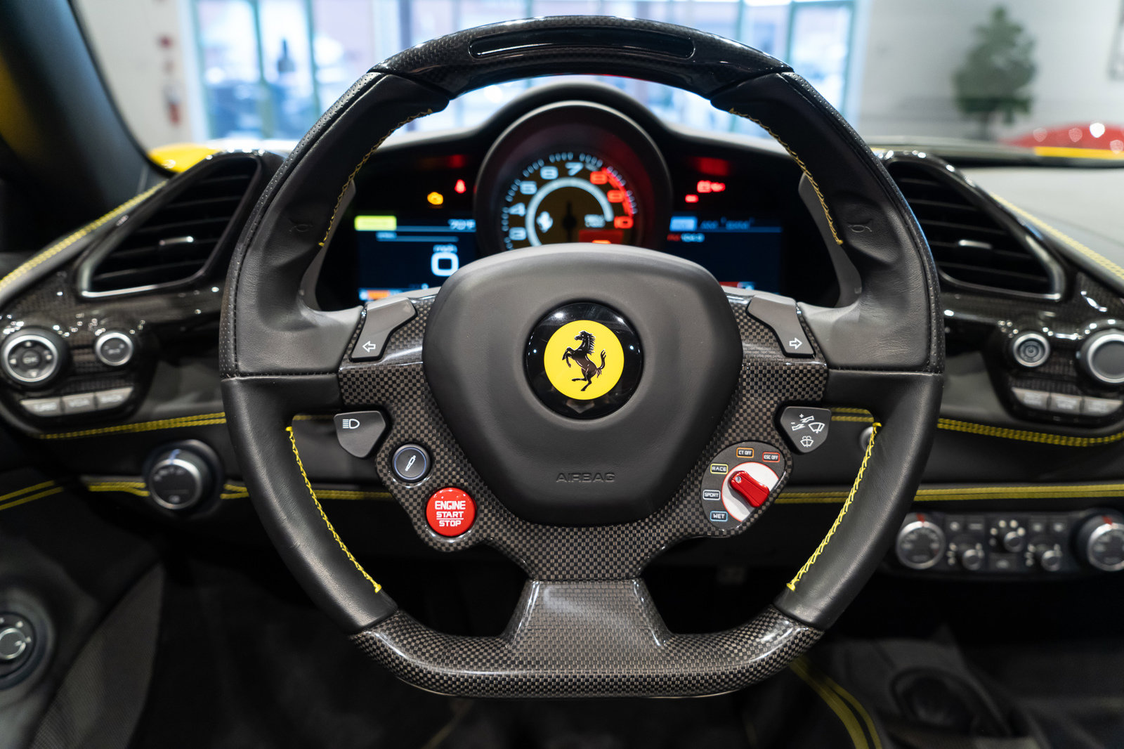 Certified Pre-Owned 2017 Ferrari 488 Spider
