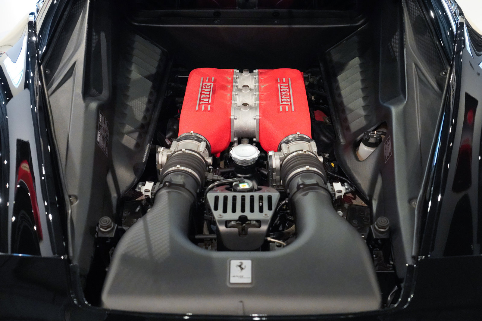 Certified Pre-Owned 2013 Ferrari 458 Italia