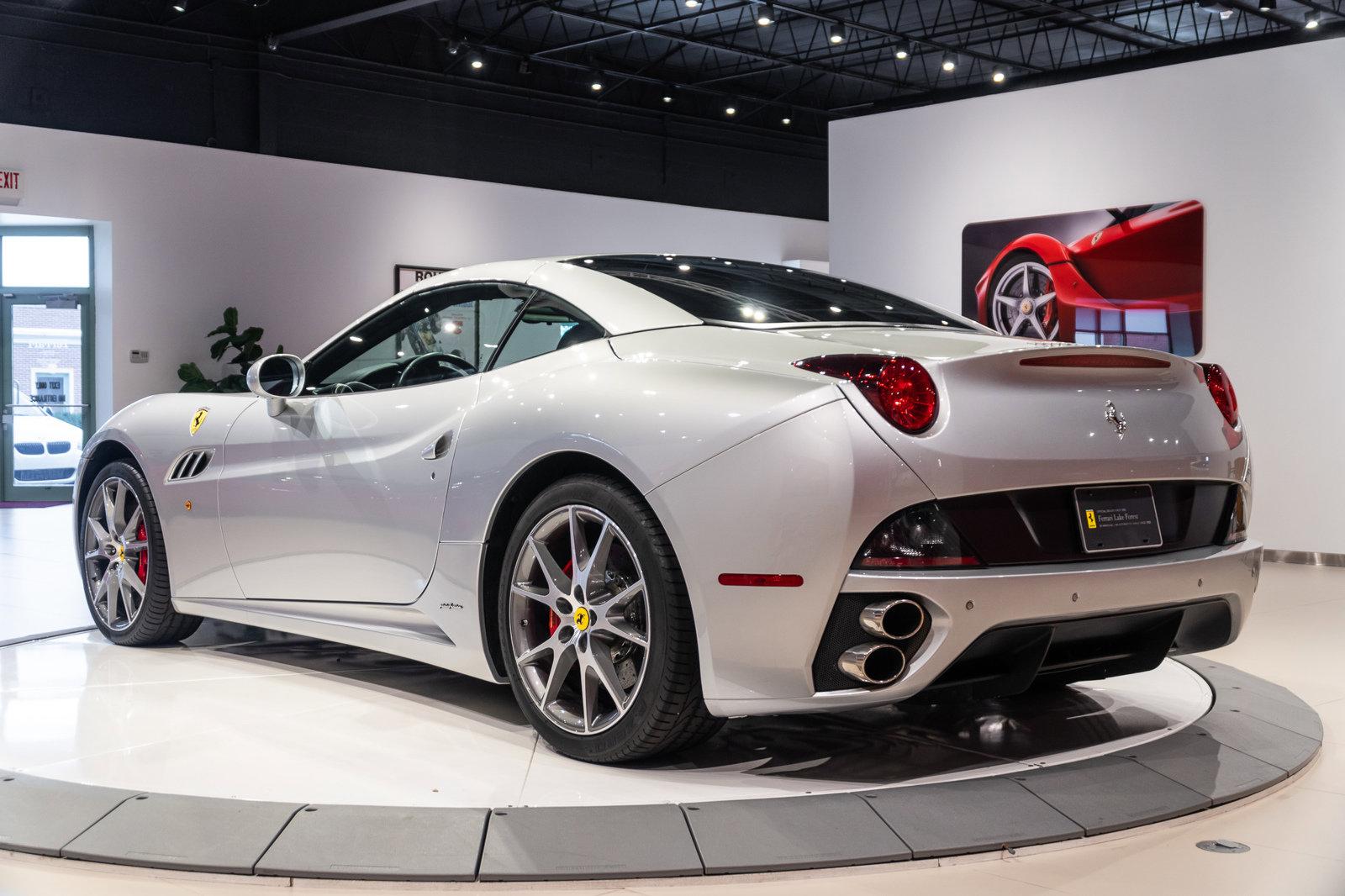 Pre-Owned 2010 Ferrari California