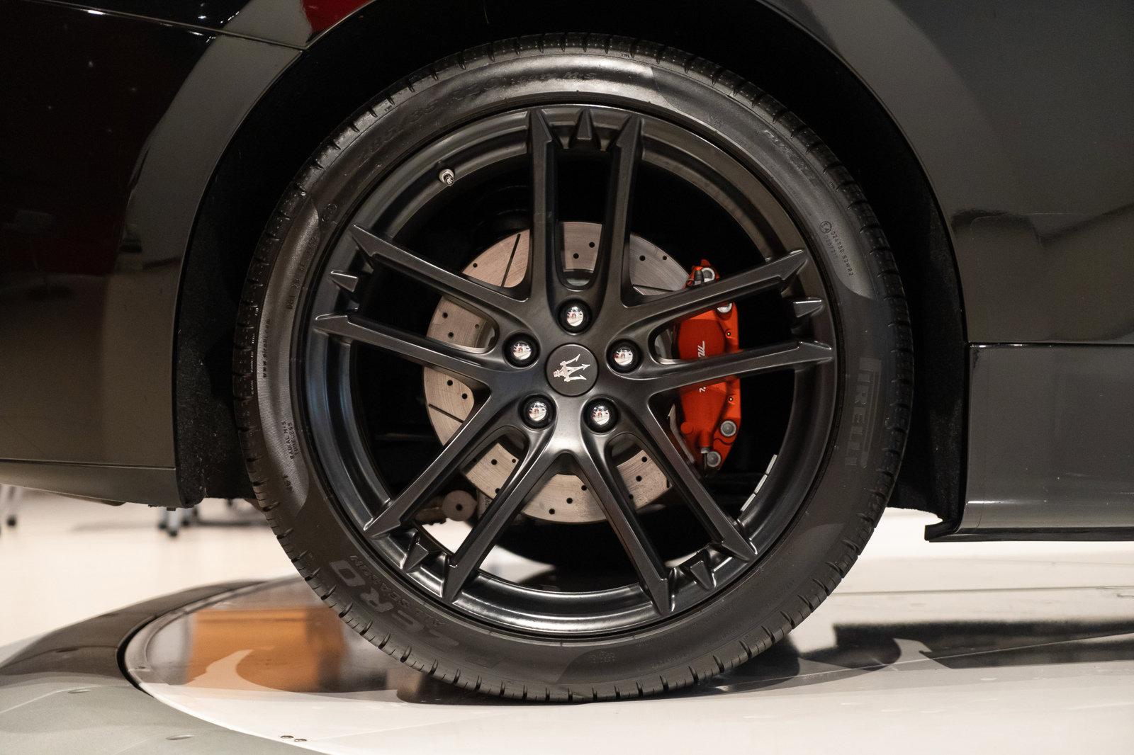 Pre-Owned 2016 Maserati GranTurismo Sport