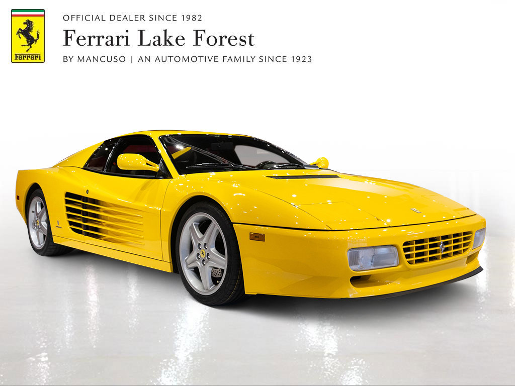Pre-Owned 1992 Ferrari 512 TR